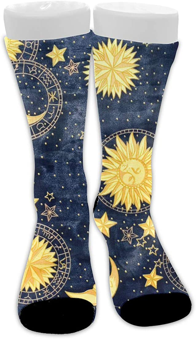 Men's Women Denver 2021 new Mall Crew Dress Athletic Sock Socks Compression