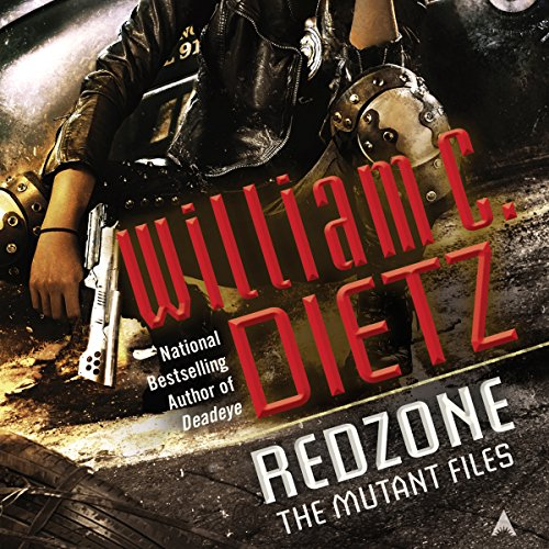 Redzone audiobook cover art