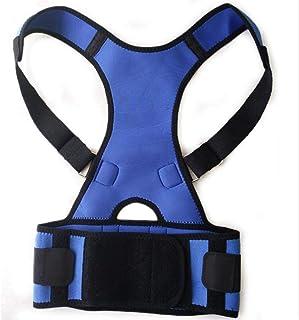 Adjustable Back Posture Corrector Belt Back Support Brace Shoulder Support Belt Back Correction