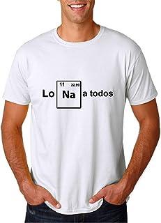 Lo Na a Todos - Camiseta Manga Corta