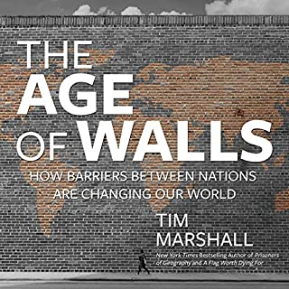 The Age of Walls audiobook cover art