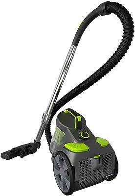 BLACK+DECKER BDXCAV217G Canister Vacuums, Gray