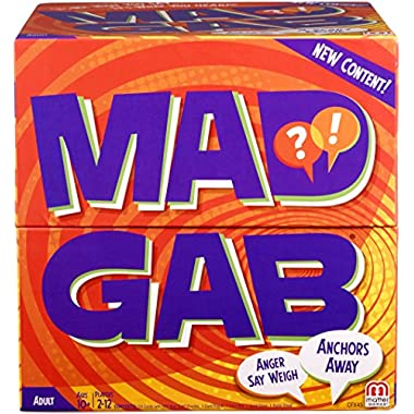 Mattel Mad Gab Game