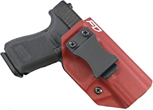 Fierce Defender IWB (Inside Waistband) Kydex Holster Glock 19 23 32