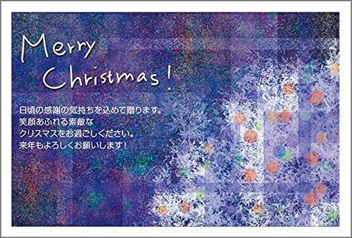 【官製 10枚】 クリスマスカード はがき XS-65-kan