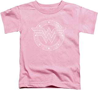 Dc - Toddlers Tattered Emblem T-Shirt
