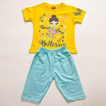 Dancing Girl Summer kids Pajama , 2725615844419