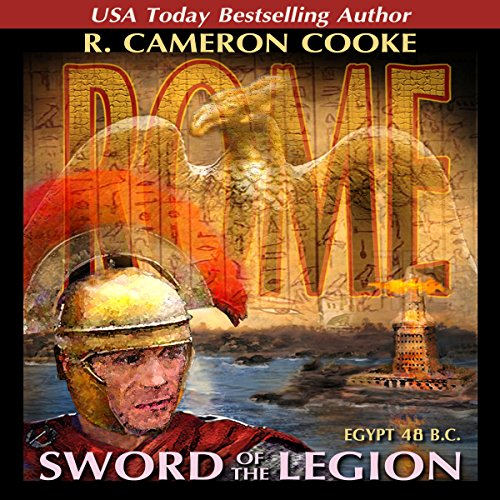 Rome: Sword of the Legion audiobook cover art