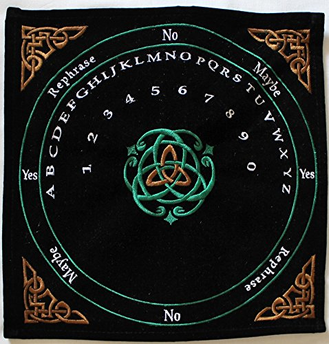 Kheops Pendulum Mat Celtic (Black with Colors)