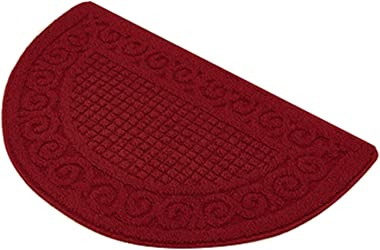 Entryway Mat Rug Mat Non Slip Washable Rug Polypropylene Fibers Material for Outdoor Kitchen Side Front Door Entryway(Size:40
