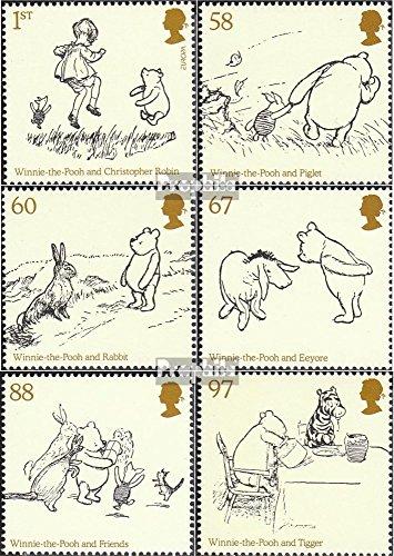 Royaume-Uni mer.-no.: 3002-3007 (complète.Edition.) 2010 Enfants PU Le Supporter (Timbres pour Les collectionneurs) Bandes dessinées