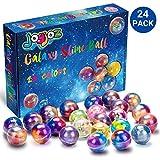 Joyjoz Galaxy Slime Kit de 24 Paquetes de Gelatina Pegajosa de Masilla Suave...