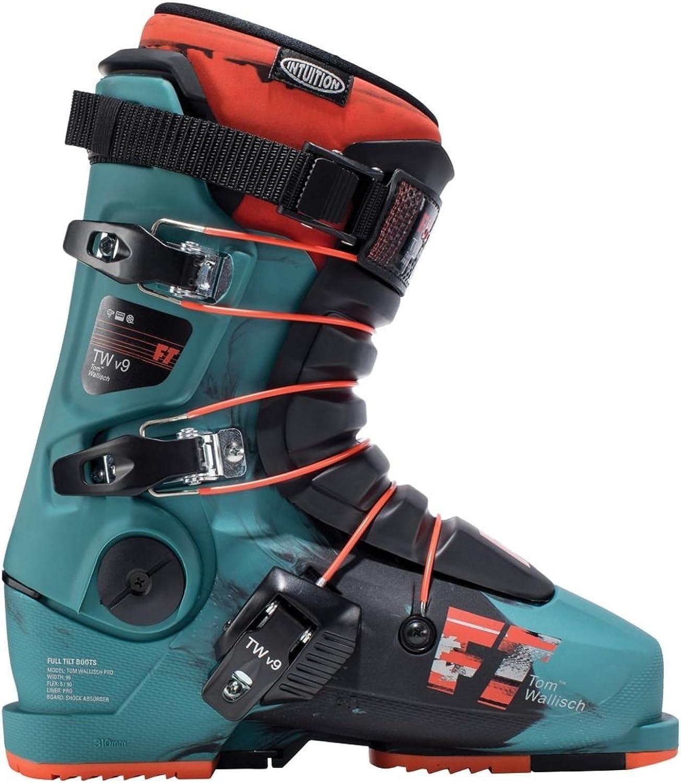 Full Tilt Tilt Tilt Tom Wallisch Pro Ltd Herren Skischuhe 2019   Blaugrün   24.5 B07G3DSKJC  Die erste Reihe von umfassenden Spezifikationen für Kunden e3b27b