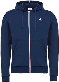 5f3635a264a le coq sportif Full Zip Ess Hoody - Dress Blue- 1810482
