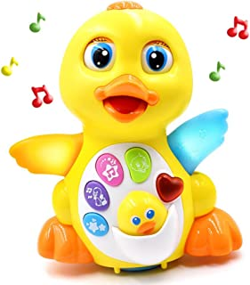 Best musical dancing duck toy Reviews