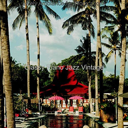 Classy Piano Jazz Vintage