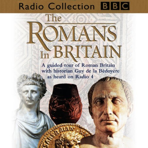 Romans in Britain audiobook cover art