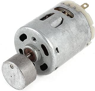 uxcell 28mm Mini Vibration Vibrating Carbon Brush Electric Motor DC 6-9V 2000-3000RPM 385 Model