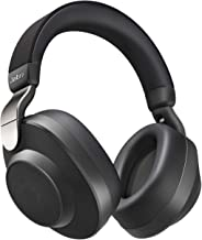 Jabra Elite 85h Over Ear Headphones with ANC and SmartSound Technology - Titanium Black
