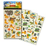 Lion Guard Stickers - 4 Sheets of Stickers