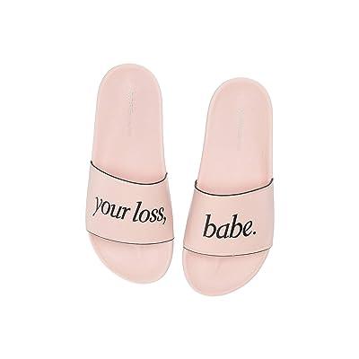BCBGeneration Tasha Loss (Pink/Black) Women
