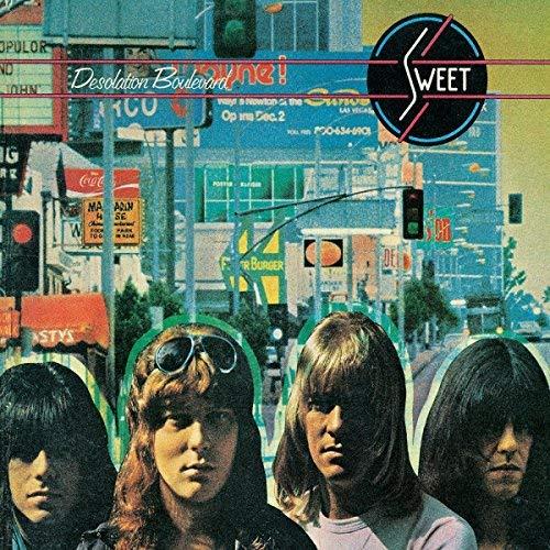 Desolation Boulevard (New Vinyl Edition) [Vinyl LP]