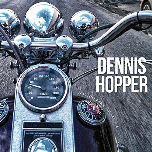 Dennis Hopper copertina