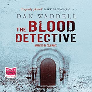 The Blood Detective cover art
