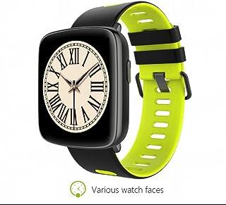 Inteligente Fitness Wristband Pulsómetros/Control de Sueño/Sedentario Recordatorio/Control Remoto de Cámara de Móvil/Sweatproof/Prevención de pérdidas