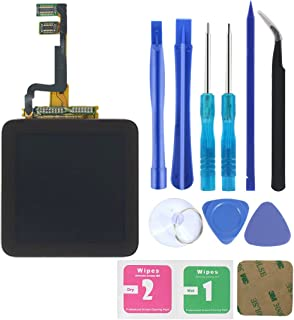 for iPod Nano 6 Screen Replacement - IEZFIX LCD Display Touch Digitizer for Nano 6th with Repair Tools Kit and Adhesive