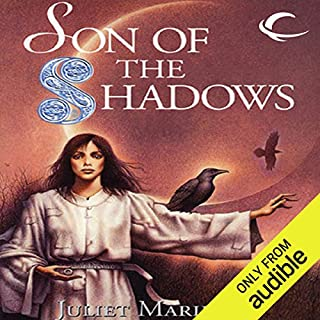 Son of the Shadows audiobook cover art