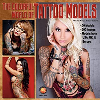 The Colorful World of Tattoo Models (Tattoo-U) (1935828711) | Amazon price tracker / tracking, Amazon price history charts, Amazon price watches, Amazon price drop alerts
