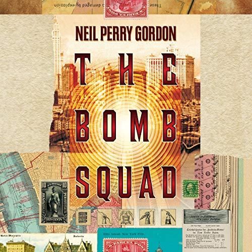 The Bomb Squad audiobook cover art