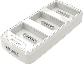 Smatree DJI Phantom 4、Phantom 4 pro バッテリー用充電ハブ ドローン用充電器 放電機能付き 日本語説明書付き