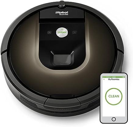 iRobot Roomba 980 Sin bolsa Negro aspiradora robotizada - aspiradoras robotizadas (Sin bolsa, Negro