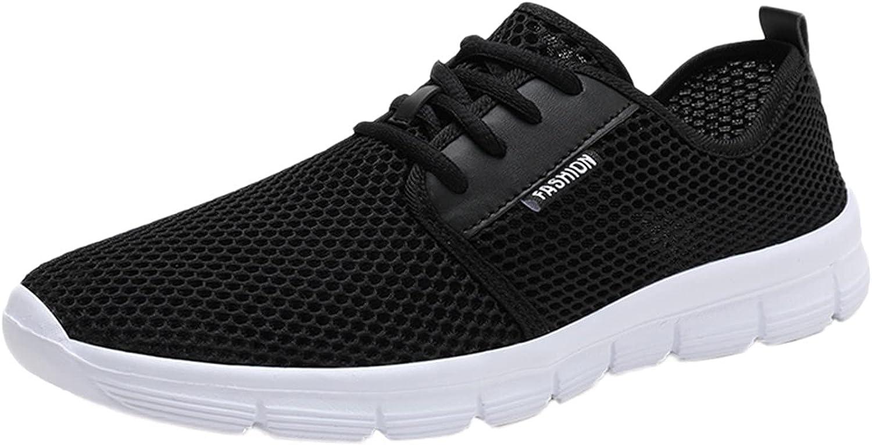 FAMOORE Women's Fashion latest Walking Shoes Slip Sock On Great interest - Sneakers Me
