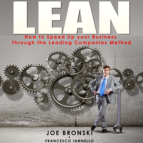 LEAN audiobook cover art