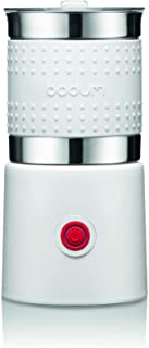 Bodum - 11901-913US Bodum Bistro Electric Milk Frother, 13.5 Ounce, White