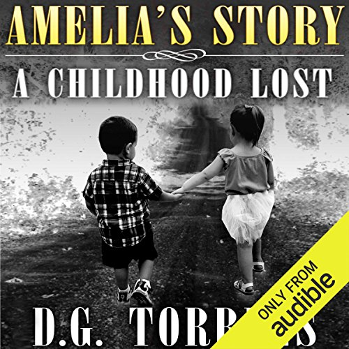 Amelia's Story audiobook cover art