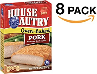House-Autry Oven-Baked Pork Breading Mix (8 PACK)