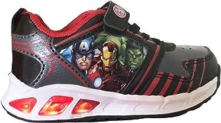 Scarpe bambino Capitan America Avengers sportive super eroi Marvel strappo blu