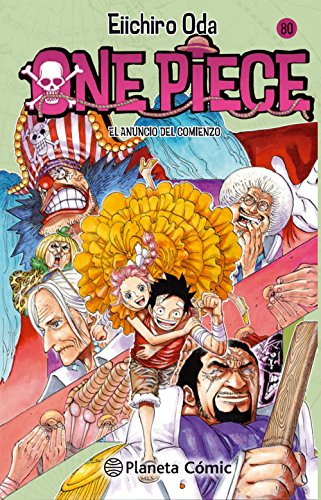 One Piece nº 80 (Manga Shonen)