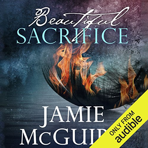Beautiful Sacrifice audiobook cover art