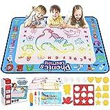 Dreamingbox Spielzeug ab 2 3 4 5 6 7 8 Jahre,Aqua Magic Doodle Malset für Kinder Geschenk Junge 2-8 Jahre Spielzeug Mädchen 2-8 Jahre Kinder Spielzeug Jungen Geschenk Mädchen 2-8 Jahre Lernspielzeug