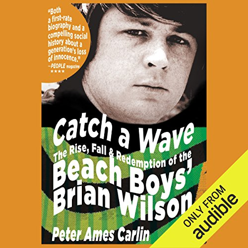 Catch a Wave audiobook cover art