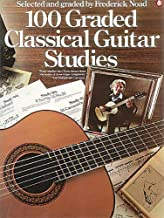 100 Graded Classical Guitar Studies: Selected and Graded by Frederick Noad