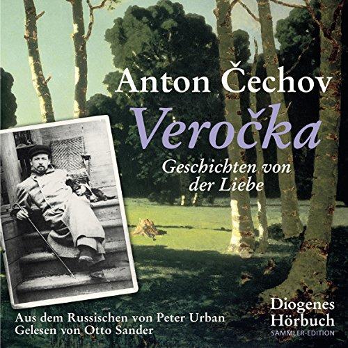 Verocka audiobook cover art