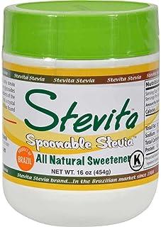 Stevita, Stevia Spoonable, 16 oz (454 g