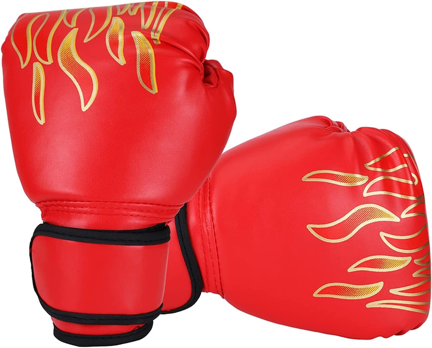 specialty shop JINSHANDIANLIAO Boxing Glove Leather Protective Classic Kickboxing