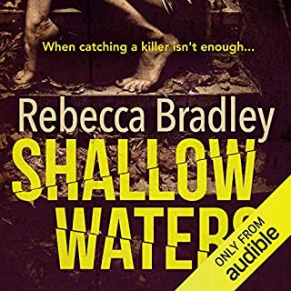 Shallow Waters audiobook cover art